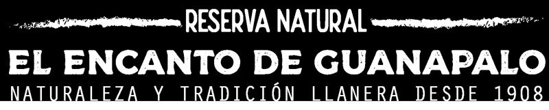 Logo Reserva Natural de la Sociedad Civil EL Encanto de Guanapalo
